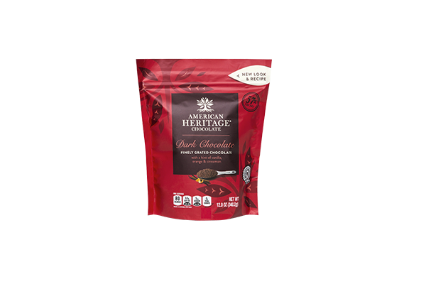 American Heritage Finely Grated Chocolate