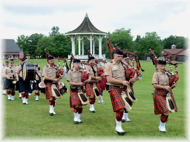 Celebrate the culture, history and traditions of the Scots and Irish!