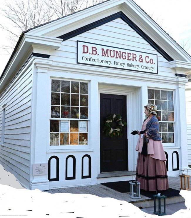 D.B. Munger & Co. Confectionery