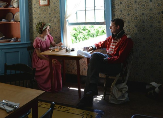 War of 1812 & Jane Austen Weekend