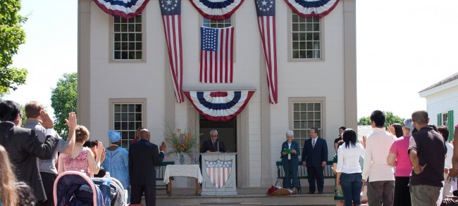 Celebrate America's Birthday at the Largest Living History Museum in New York State!