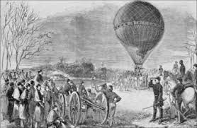Civil War Ballooning, in 3D! (Grades 7-12 and adult groups)