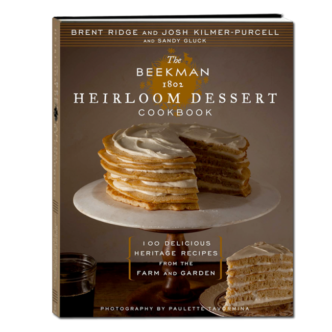 Beekman 1802 Heirloom Deserts