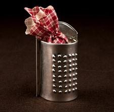 Tin Nutmeg Grater