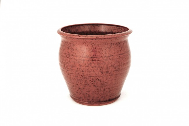 Redware Open Crock