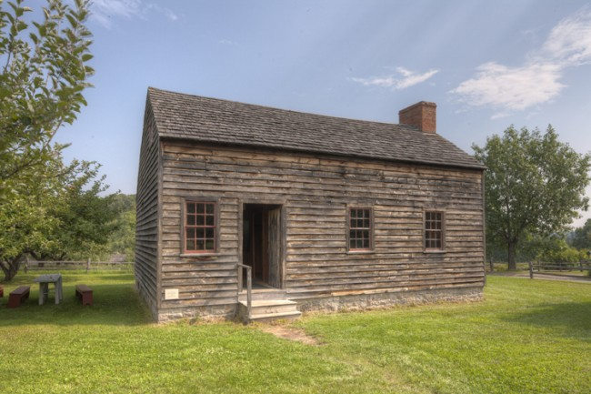 Col. Nathaniel Rochester House