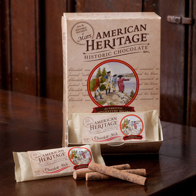 American Heritage Chocolate Stick
