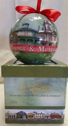 Genesee Country Village Ornament