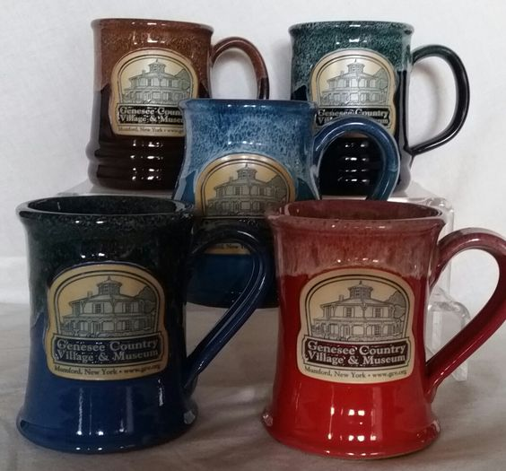 Hand Crafted Deneen Pottery Mug